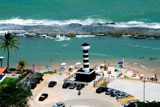 Praia Pontal do Coruripe