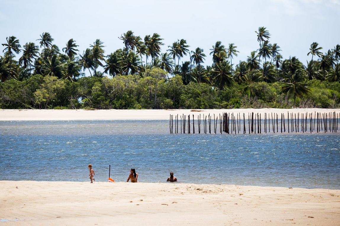 Praia da Barra de Camaragibe