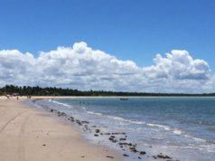 Praia da Ilha da Crôa