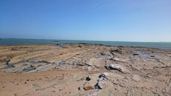 Praia da Ponta do Gamela AL