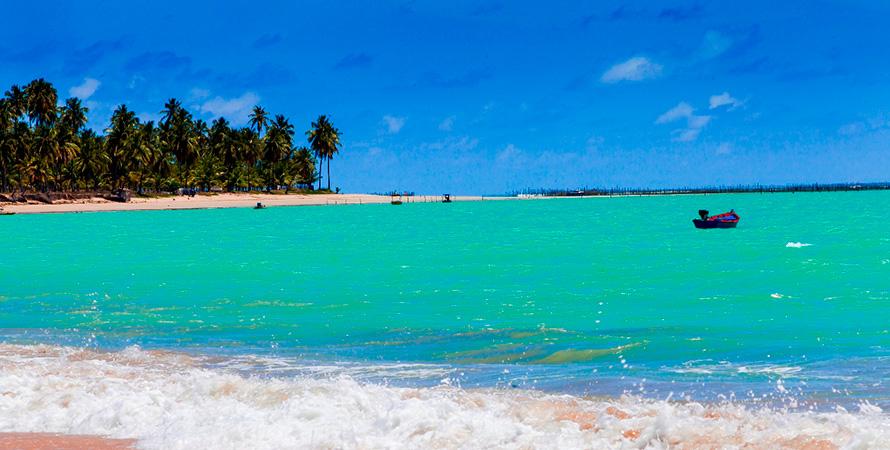 Praia de Ipioca AL