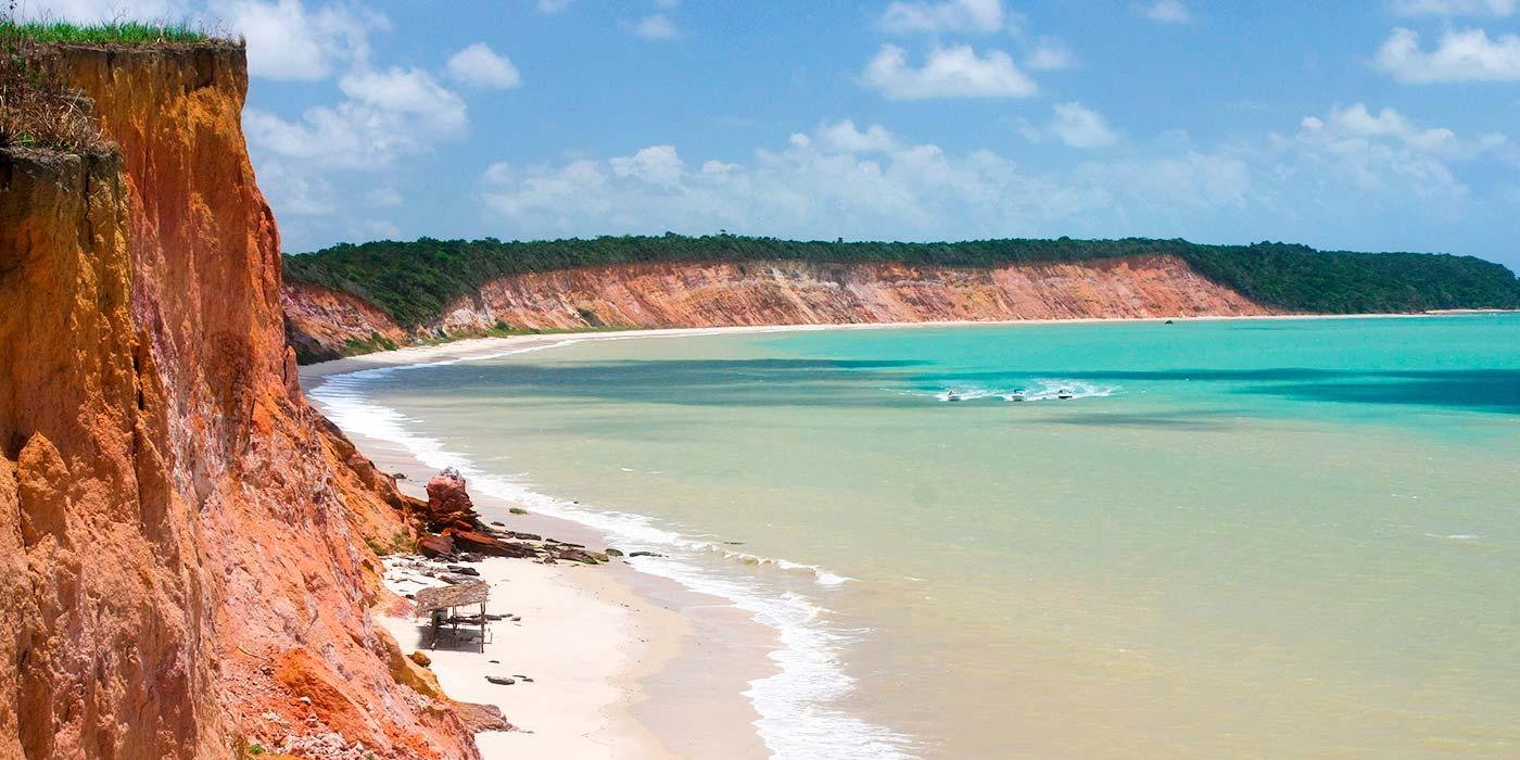Praia do Carro Quebrado - AL
