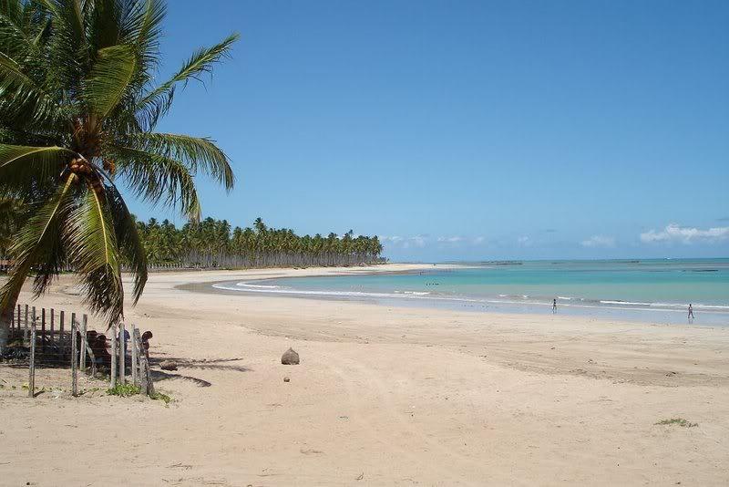 Praia do Passo de Camaragibe