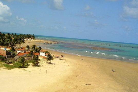 Praia do Pontal do Peba