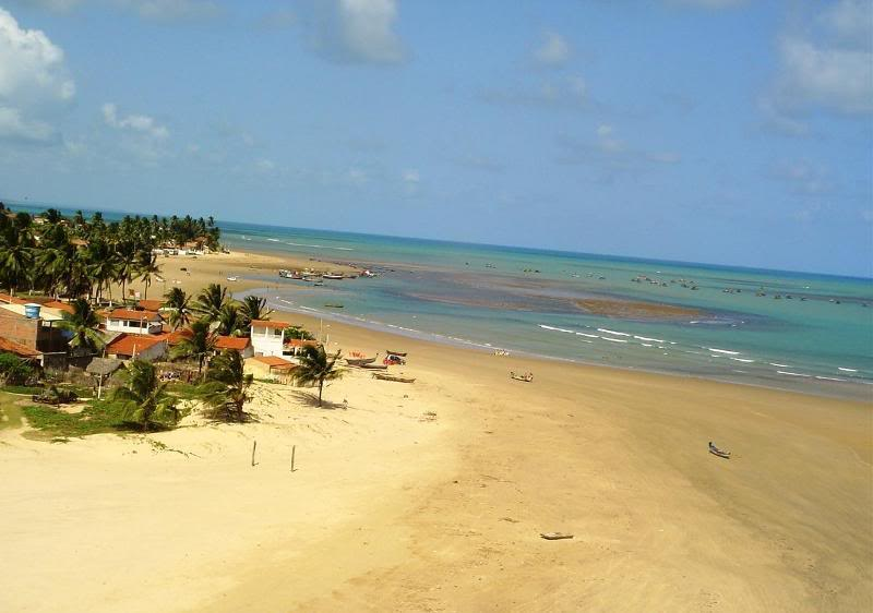 Praia do Pontal do Peba