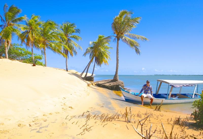 Passeio de Barco em Alagoas