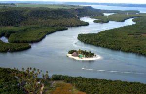 Passeio das 7 ilhas em Alagoas